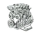 G01 MOTOR 2500, DIESEL, TURBO