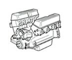 G04 MOTOR V8 BENZIN, EFI