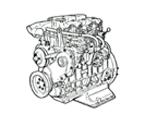 G02 MOTOR 2500, DIESEL, VM