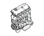G01 MOTOR 2500, DIESEL, TURBO, TD5
