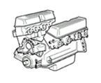 G02 MOTOR V8 BENZIN, EFI