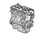 303-01 ANTRIEBSSTRANG MOTOR/BLOCK, ZYL.-K. U. KRÜMMER