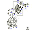 303-04/12 EINSPRITZPUMPE, DIESEL, 4.4L DOHC DIESEL V8 DITC (4.4L DOHC DITC V8 DIESEL 260PS) (VON (V)BA000001 )