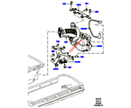 303-01/20D ANSAUGKRÜMMER, 5.0L OHC SGDI SC V8 PETROL, SYMPOSER (RESONATOR) (5.0L OHC SGDI KPM V8 BENZIN - AJ133)