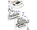 303-01/20B ANSAUGKRÜMMER, 3.0 DIESEL 24V DOHC TC (3.0L V6 DIESELMOTOR)