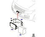 310-03/05B GESCHWINDIGKEITSREGELANLAGE, 4.4L DOHC DIESEL V8 DITC (4.4L DOHC DITC V8 DIESEL 260PS, ADAPTIVE GESCHW.REGELUNG- STOP/GO)