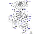303-01/20A ANSAUGKRÜMMER, 3.0L DOHC GDI SC V6 PETROL, KRÜMMER, LADELUFTKÜHLER UND ABDECKUNG (3.0L DOHC GDI SC V6 PETROL)
