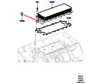 303-02/10B ÖLKÜHLER/ÖLFILTER, 3.0L DOHC GDI SC V6 PETROL, ÖLKÜHLER (3.0L DOHC GDI SC V6 PETROL) (VON (V)EA000001 )
