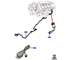 303-03/25A MOTORHEIZUNG, 3.0L DOHC GDI SC V6 PETROL (3.0L DOHC GDI SC V6 PETROL, KÜHLMITTELHEIZER - 700 W/110 V)