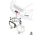 310-03/05B GESCHWINDIGKEITSREGELANLAGE, 3.0L DOHC GDI SC V6 PETROL (3.0L DOHC GDI SC V6 PETROL, ADAPTIVE GESCHW.REGELUNG- STOP/GO) (VON (V)EA000001 )