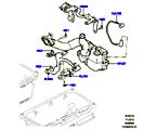 303-01/20C ANSAUGKRÜMMER, 3.0L DOHC GDI SC V6 PETROL, SYMPOSER (RESONATOR) (3.0L DOHC GDI SC V6 PETROL) (VON (V)EA000001 )