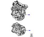 303-01/05B AUSTAUSCHMOTOR UND GRUNDMOTOR, 2.0 16V TURBO BENZINMOTOR (2.0L 16V TIVCT T/C 240PS PETROL) (VON (V)FA000001 )