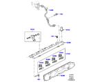 303-04/05C EINSPRITZVENTILE UND LEITUNGEN, 2.0 16V TURBO BENZINMOTOR (2.0L 16V TIVCT T/C 240PS PETROL) (VON (V)FA000001 )