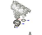 303-04/15C DROSSELKLAPPENGEHÄUSE, 2.0 16V TURBO BENZINMOTOR (2.0L 16V TIVCT T/C 240PS PETROL) (VON (V)FA000001 )