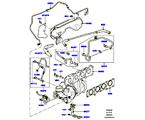 303-04/25D TURBOLADER, 2.0 16V TURBO BENZINMOTOR (2.0L 16V TIVCT T/C 240PS PETROL)