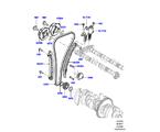 303-09/05B STIRNRADTRIEB, 2.0 16V TURBO BENZINMOTOR (2.0L 16V TIVCT T/C 240PS PETROL) (VON (V)FA000001 )