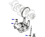 303-11/20B AUSGLEICHWELLEN U. ANTRIEB, 2.0 16V TURBO BENZINMOTOR (2.0L 16V TIVCT T/C 240PS PETROL) (VON (V)FA000001 )