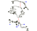 303-03/06C EGR-KÜHLSYSTEM, 3.0 DIESEL 24V DOHC TC (3.0 V6 D GEN2 TWIN TURBO, 3.0 V6 D GEN2 MONO TURBO) (VON (V)FA000001 )