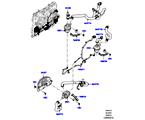 303-03/10E WASSERPUMPE, 3.0 DIESEL 24V DOHC TC, ZUSATZ (3.0 V6 D GEN2 TWIN TURBO, 8-GANG-AUTOMATIK ZF 8HP70 HEV 4WD, 3.0 V6 D GEN2 MONO TURBO) (VON (V)GA000001 )
